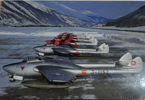 Ausgemusterte Mittel der Schweizer Luftwaffe - Kategorie ...