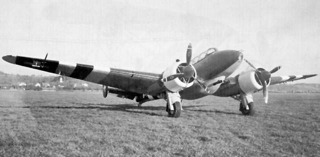 Projet d'étude Hispano Suiza 14AB-10 Potez63-2